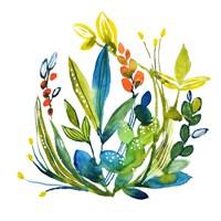 English Garden 3 Fine Art Print