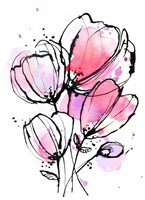 Pink Mod 1 Fine Art Print