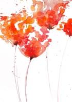 Tangerine Tango 1 Fine Art Print