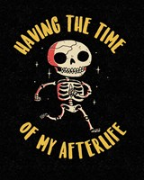 The Time of My Afterlife Fine Art Print