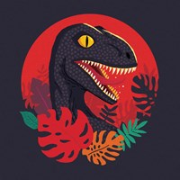 Tropic Raptor Fine Art Print