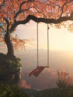 Tree Swing Fine Art Print