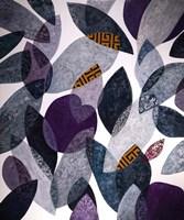 Hojas Petreas I Fine Art Print