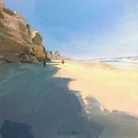 Obidos Beach Fine Art Print