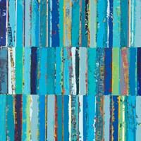 Endless Blue Fine Art Print