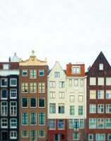 Amsterdam Morning No. 1 Fine Art Print