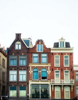 Amsterdam Morning No. 2 Fine Art Print