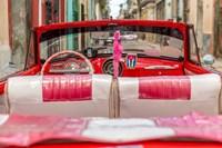 50's Car, Havana Fine Art Print