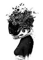 Hybrid Girl Fine Art Print