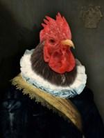 Le Coq Hardi Fine Art Print