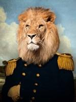 Le Lion Fine Art Print