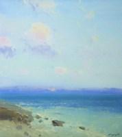 Ocean Side 2 Fine Art Print