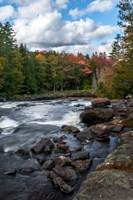 New York, Adirondack State Park Fine Art Print