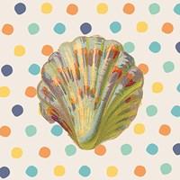 Confetti Shell II Fine Art Print