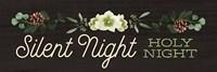 Silent Night, Holy Night Fine Art Print
