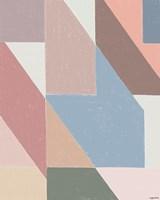 Chalk Pattern Fine Art Print