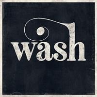 Wash Fine Art Print
