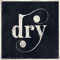 Dry Fine Art Print