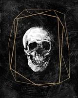 Cosmic Skull Fine Art Print