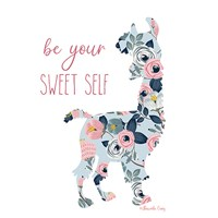 Be Your Sweet Self Fine Art Print
