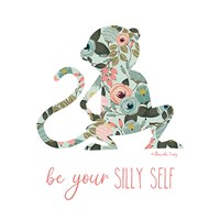 Be Your Silly Self Fine Art Print