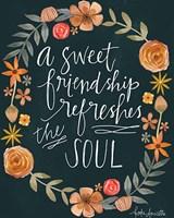 Sweet Friendship Fine Art Print