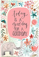 Good Day Fine Art Print