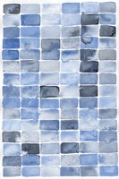 Blue Abstract Fine Art Print