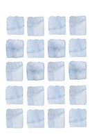 Blue Abstract III Fine Art Print