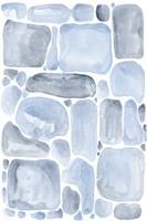 Blue Abstract VI Fine Art Print