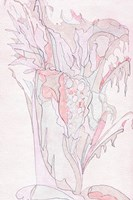 Pink Abstract II Fine Art Print