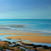 Ocean Serenity Fine Art Print