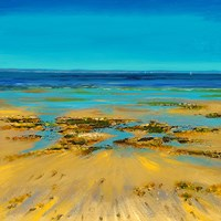 Coastal Colour Strip II Fine Art Print