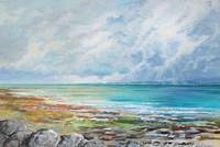 Beach Colours Fine Art Print