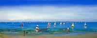 Sailing Away Fine Art Print