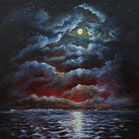 Moody Moon Light II Fine Art Print