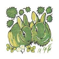 Rabbits Fine Art Print