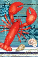 New England Lobster Fine Art Print