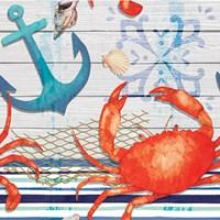New England Pattern Fine Art Print