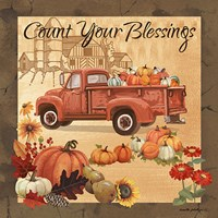 Count Your Blessings II Fine Art Print