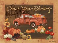 Count Your Blessings IV Fine Art Print
