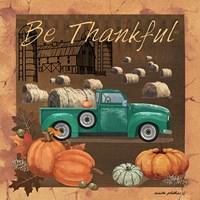 Be Thankful V Fine Art Print