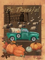 Be Thankful VI Fine Art Print