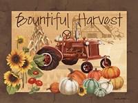 Bountiful Harvest Fine Art Print