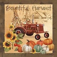 Bountiful Harvest II Fine Art Print