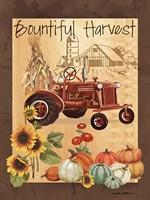 Bountiful Harvest III Fine Art Print
