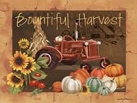 Bountiful Harvest IV Fine Art Print