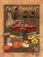 Fall Harvest VI Fine Art Print