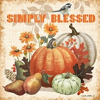 Simply Blessed Fine Art Print