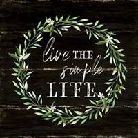 Simple Life Fine Art Print